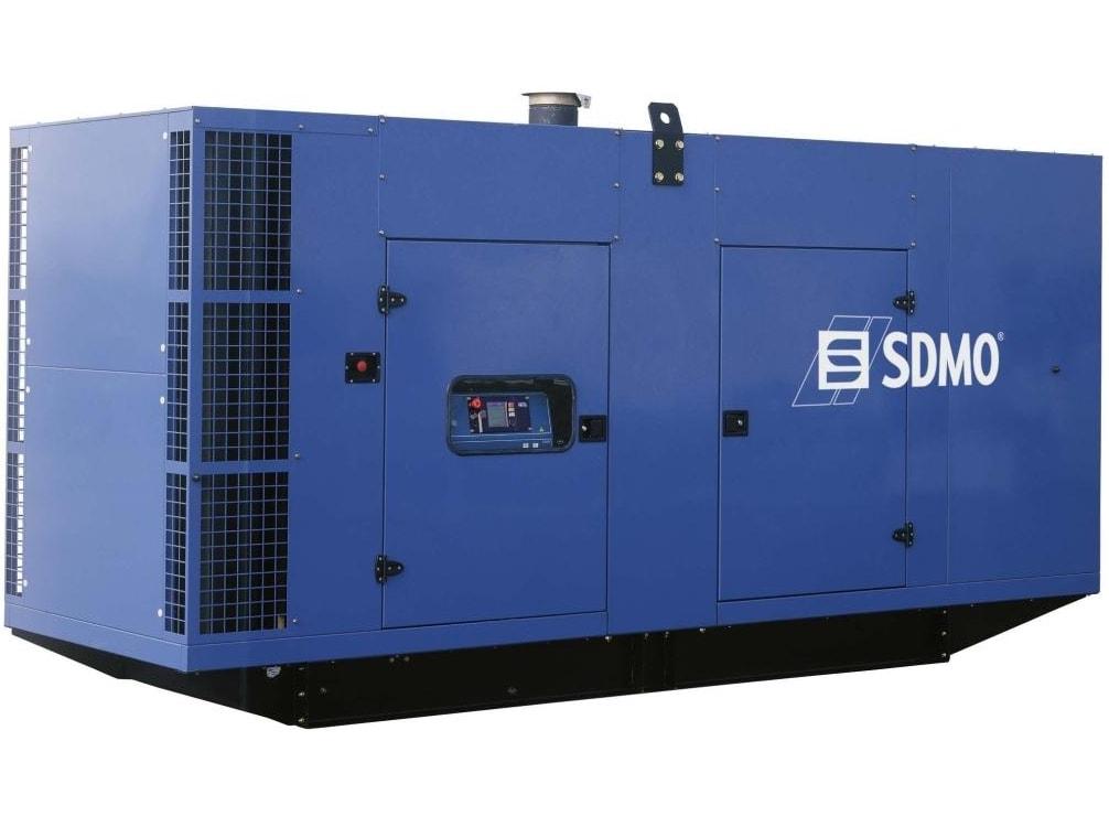 дизельная электростанция sdmo d700