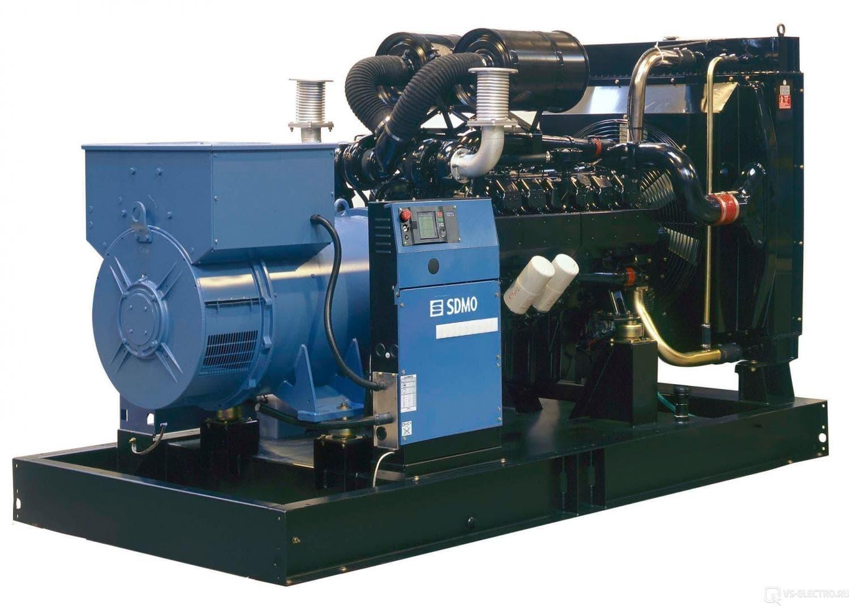 дизельная электростанция sdmo d830