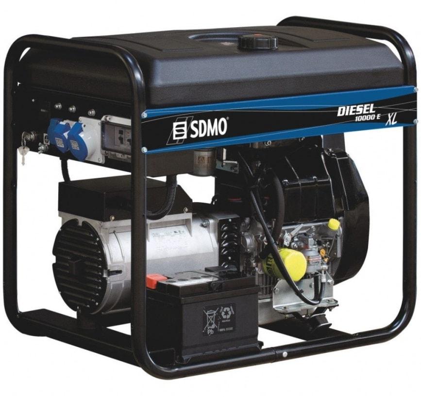 дизельная электростанция sdmo diesel 10000 e xl c