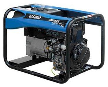 дизельная электростанция sdmo diesel 6500 te xl c auto