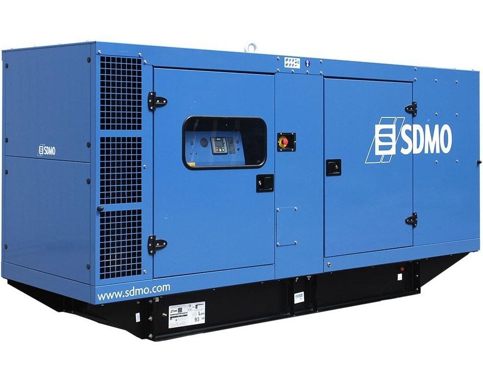 дизельная электростанция sdmo j165k