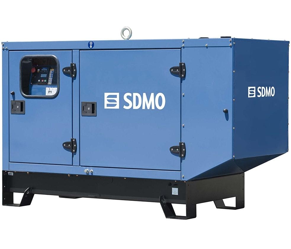 дизельная электростанция sdmo j33k