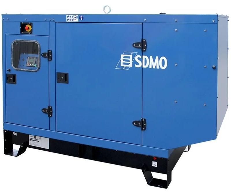 дизельная электростанция sdmo j88k