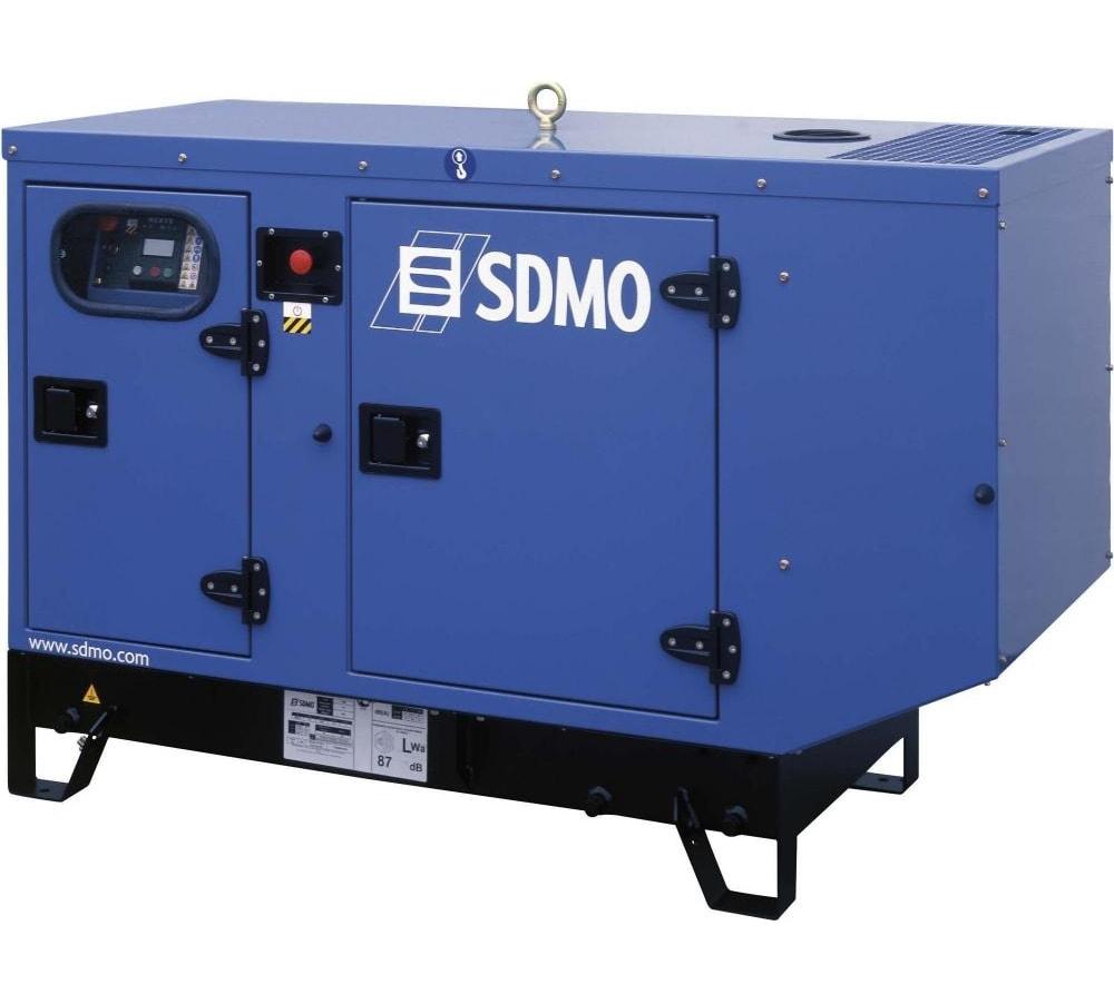 дизельная электростанция sdmo k 22