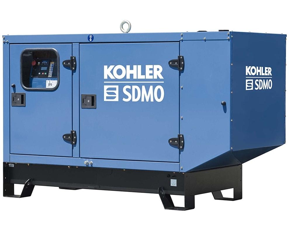 дизельная электростанция sdmo k44