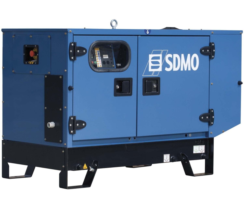 дизельная электростанция sdmo t 11hkm