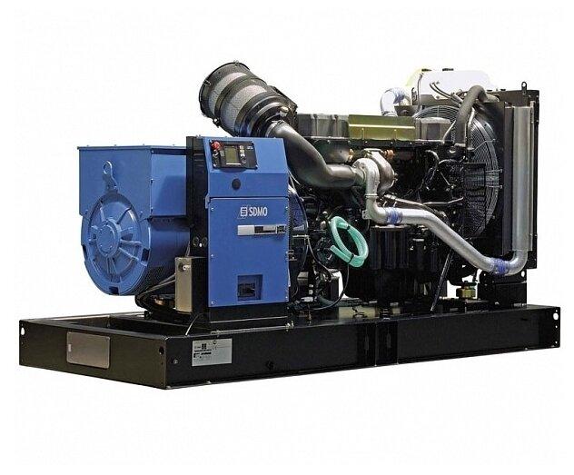 дизельная электростанция sdmo v410c2