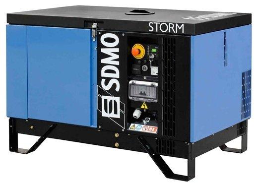 дизельная электростанция sdmo xp-s6-hm-storm