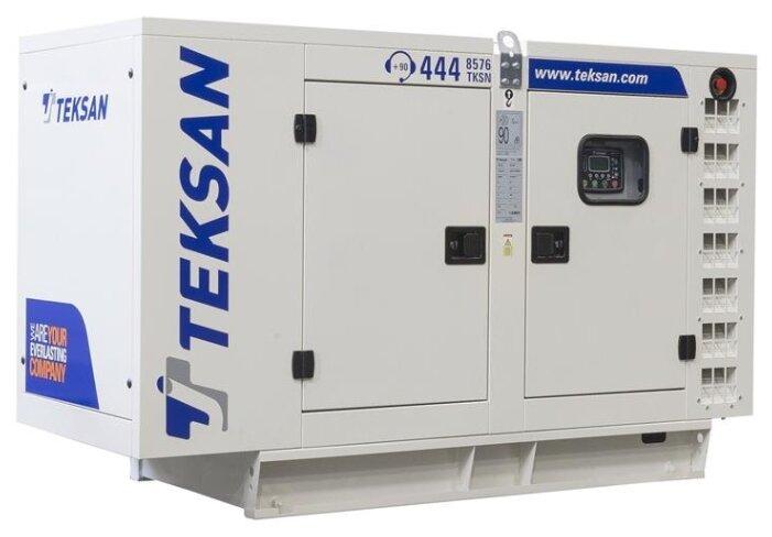 дизельная электростанция teksan tj110pe5c