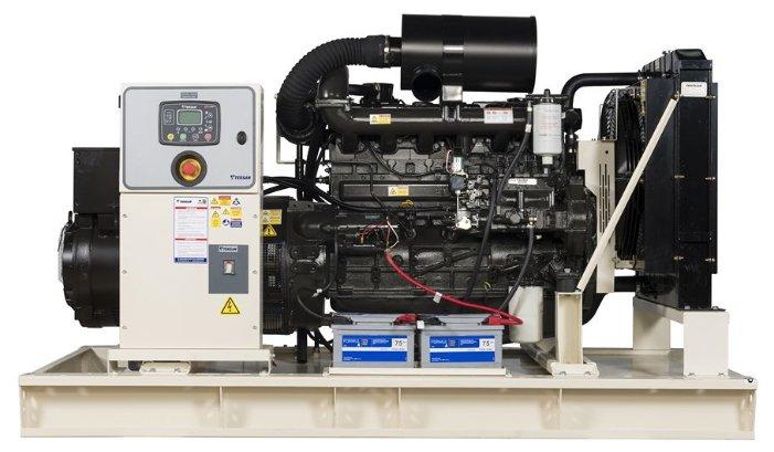 дизельная электростанция teksan tj116dw5a