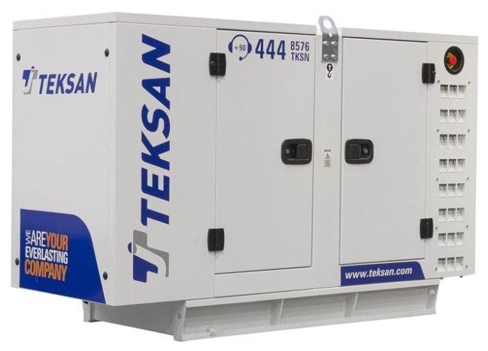 дизельная электростанция teksan tj14pe5c