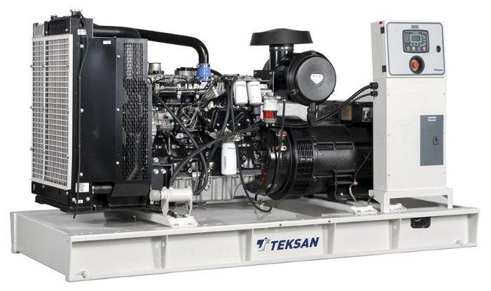 дизельная электростанция teksan tj166pe5c