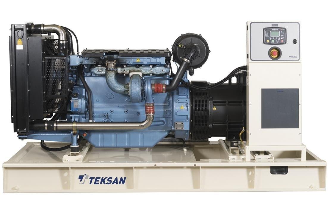 дизельная электростанция teksan tj170bd5c
