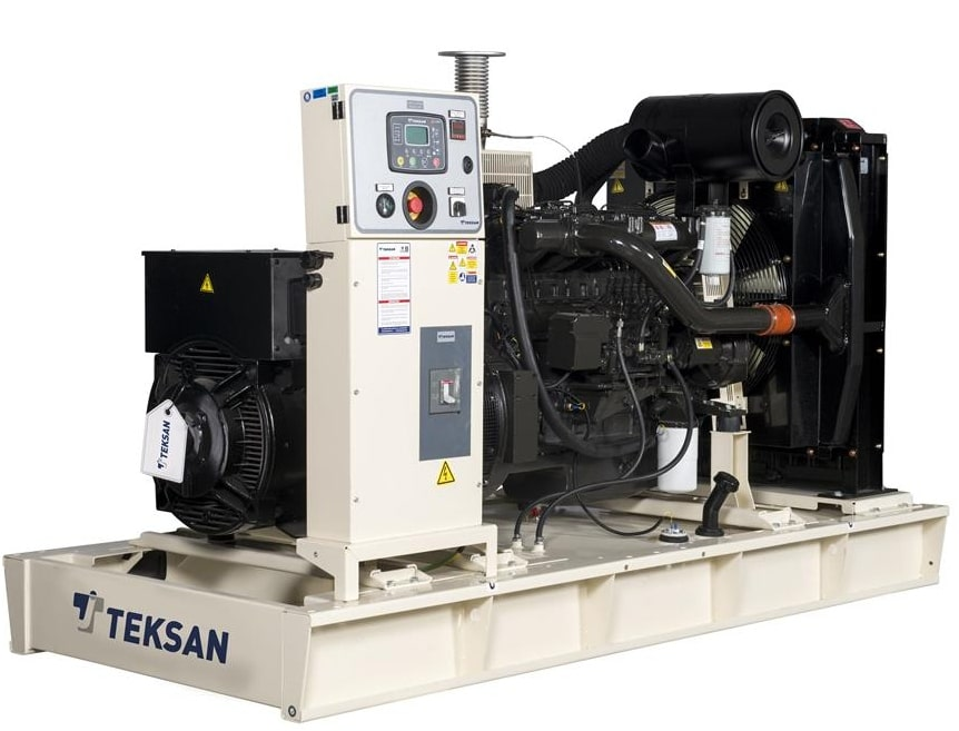 дизельная электростанция teksan tj220dw5c