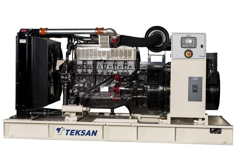 дизельная электростанция teksan tj303dw5c