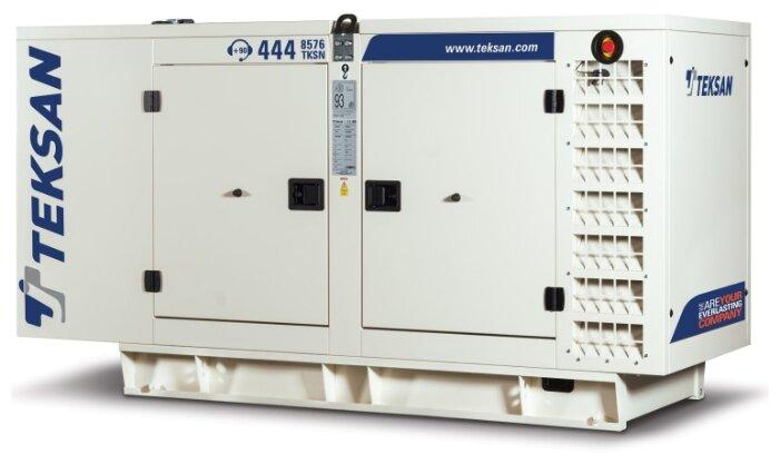 дизельная электростанция teksan tj303fp5c