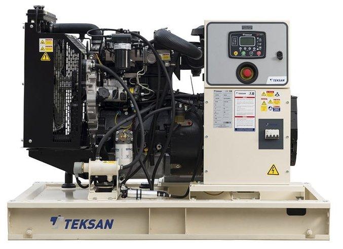 дизельная электростанция teksan tj33pe5c