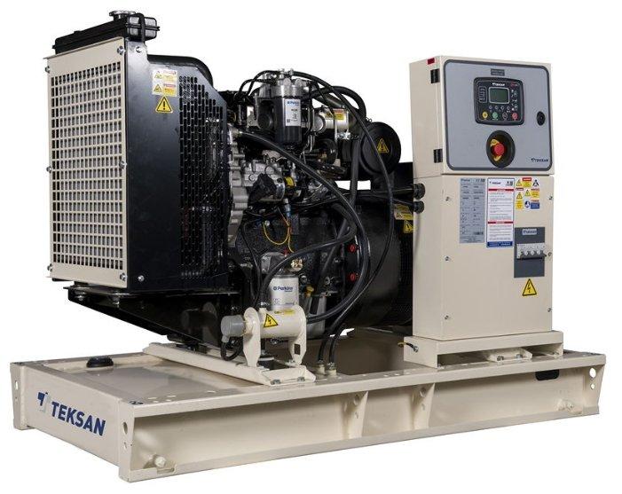 дизельная электростанция teksan tj50pe5c
