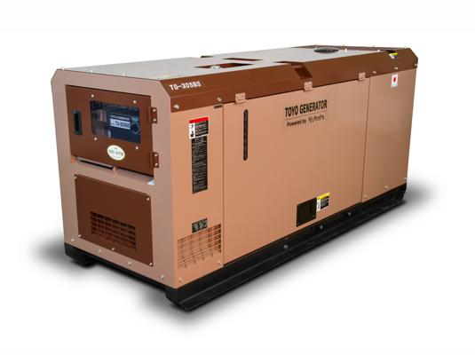 дизельная электростанция toyo tg-30sbs