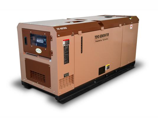 дизельная электростанция toyo tg-40tbs