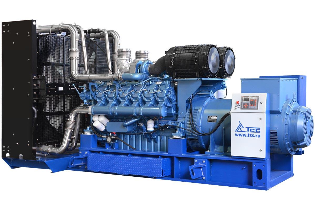 дизельная электростанция тсс ад-1000с-т400-1рм5