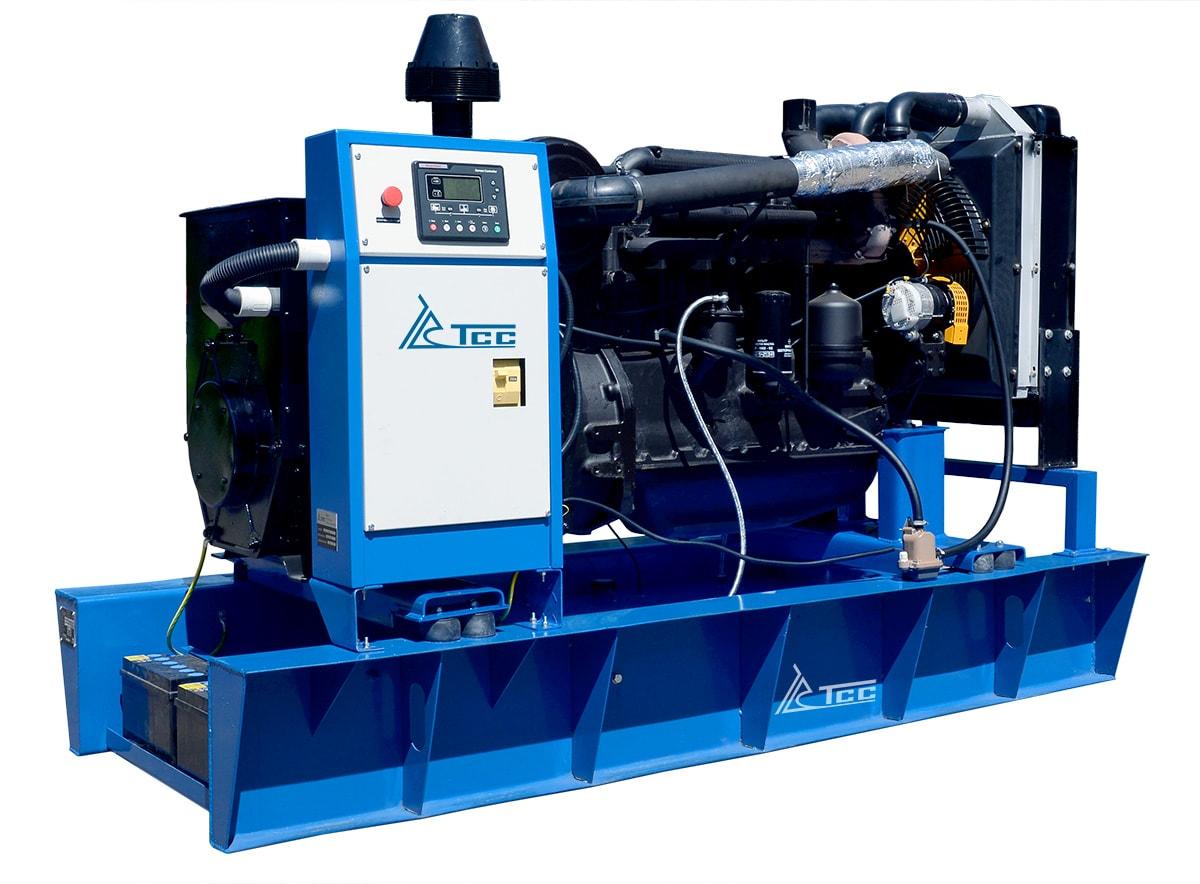 дизельная электростанция тсс ад-100с-т400-1рм1
