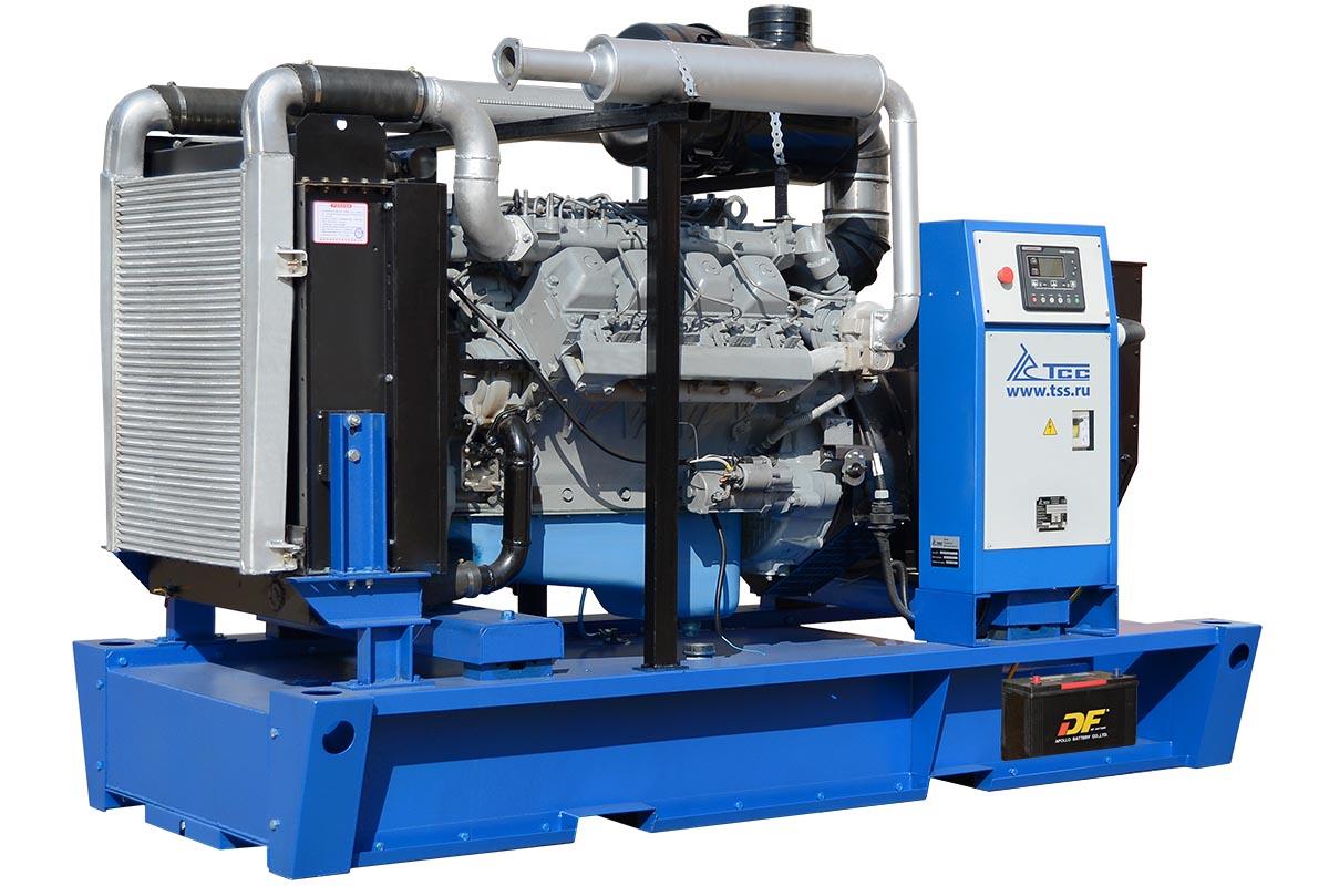 дизельная электростанция tss ад-100с-т400-1рм4