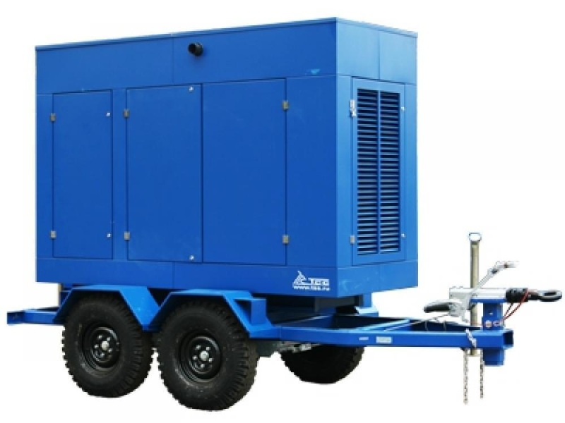 дизельная электростанция tss ад-100с-т400-2рпм5