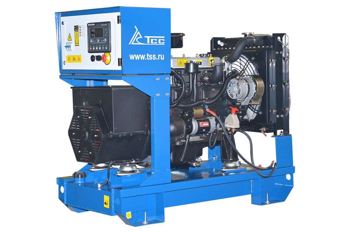 дизельная электростанция tss ад-10с-230-1рм11