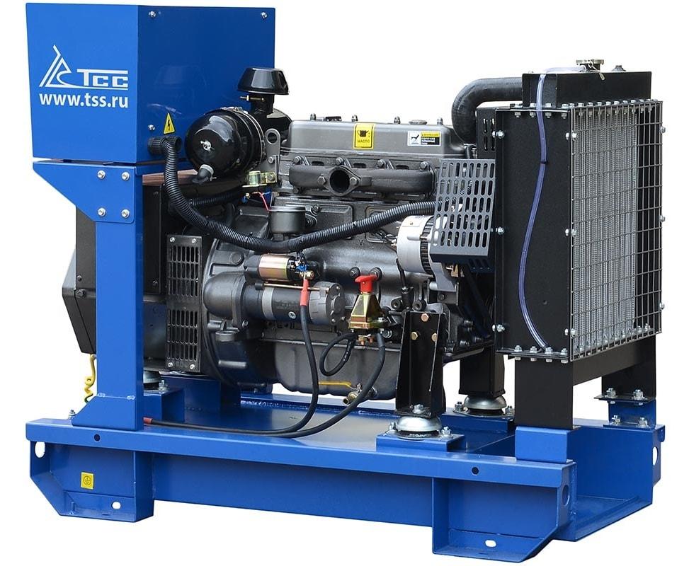 дизельная электростанция тсс ад-10с-т400-1рм11