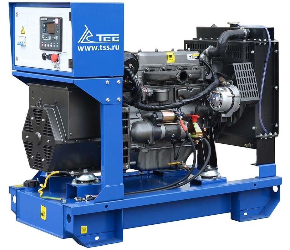 дизельная электростанция tss ад-10с-т400-1рм11