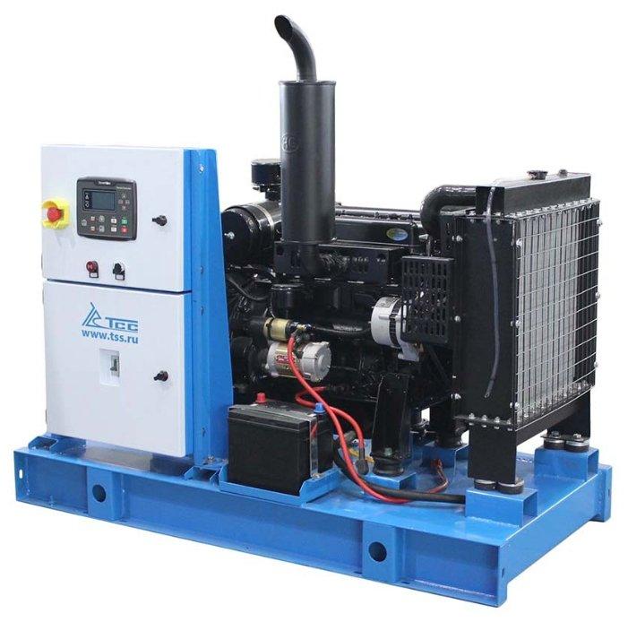 дизельная электростанция тсс ад-10с-т400-1рм19
