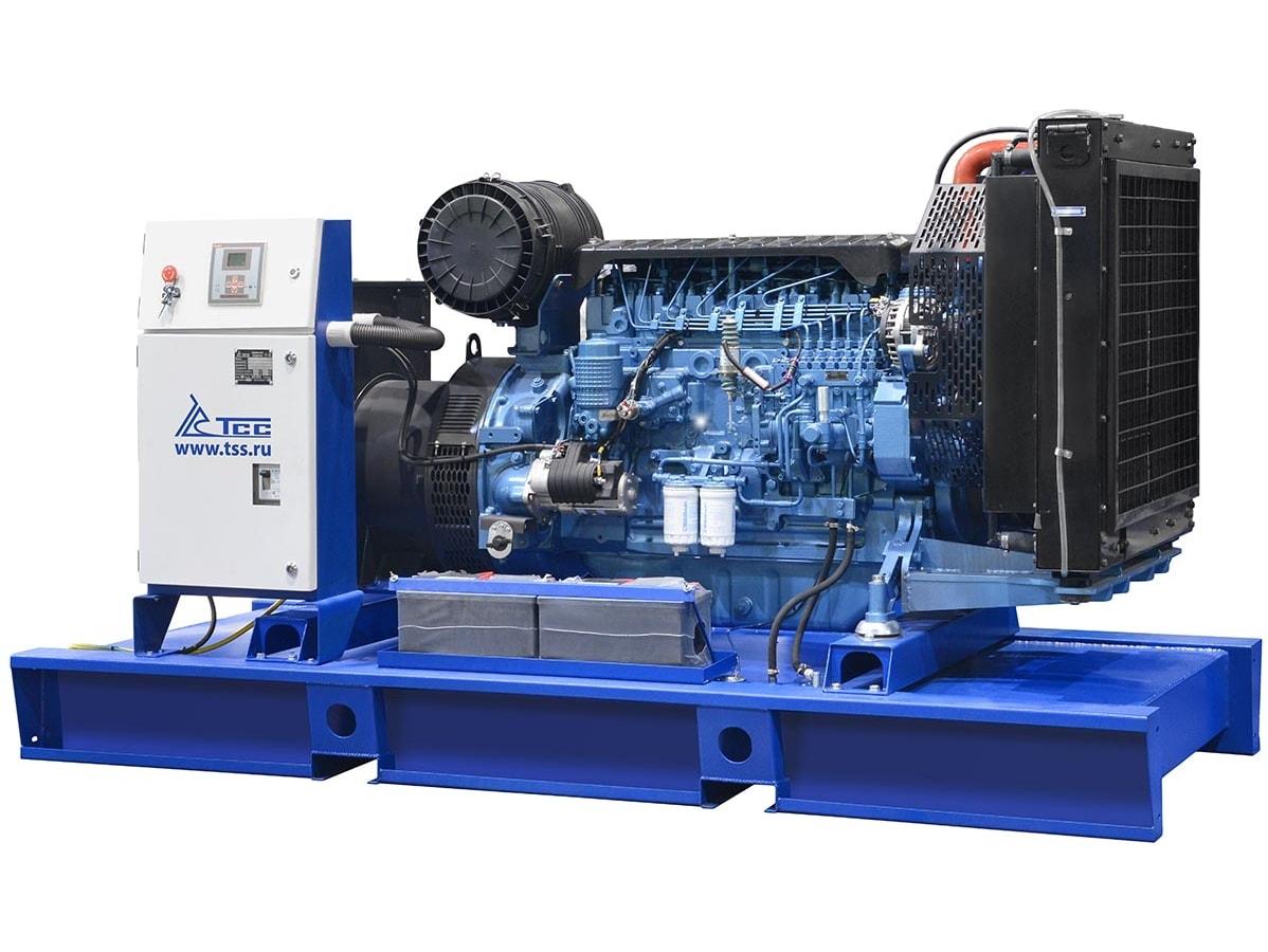 дизельная электростанция тсс ад-120с-т400-1рм9