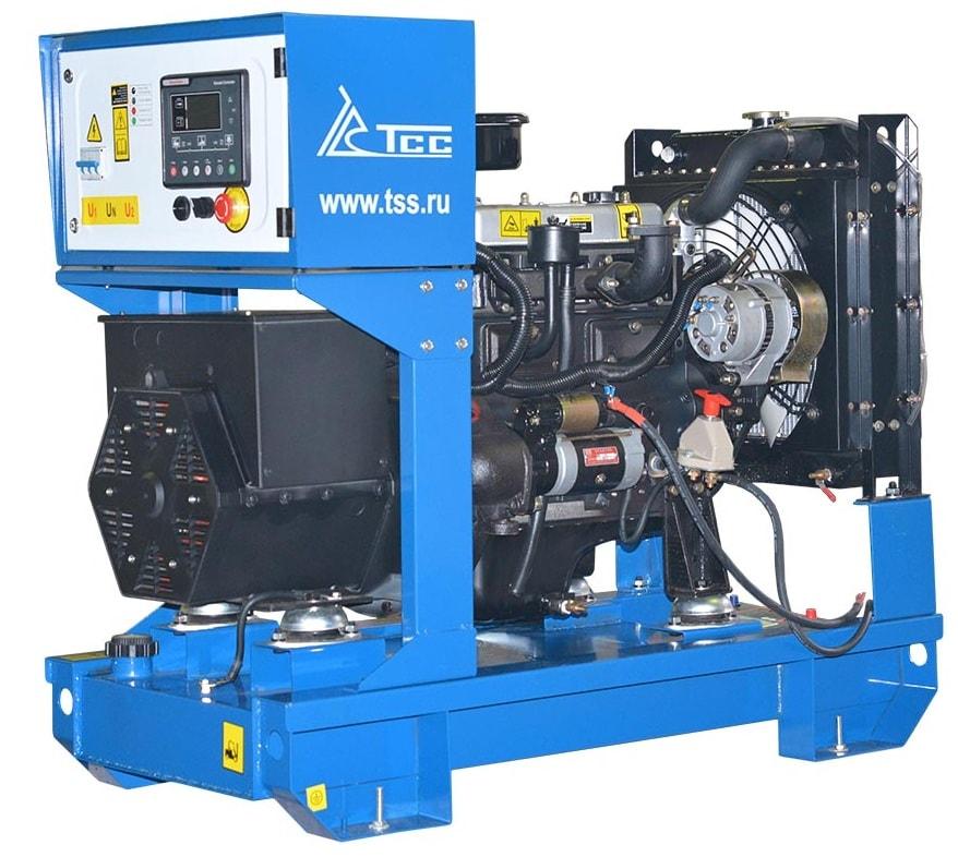 дизельная электростанция тсс aд-12с-т400-1рм11