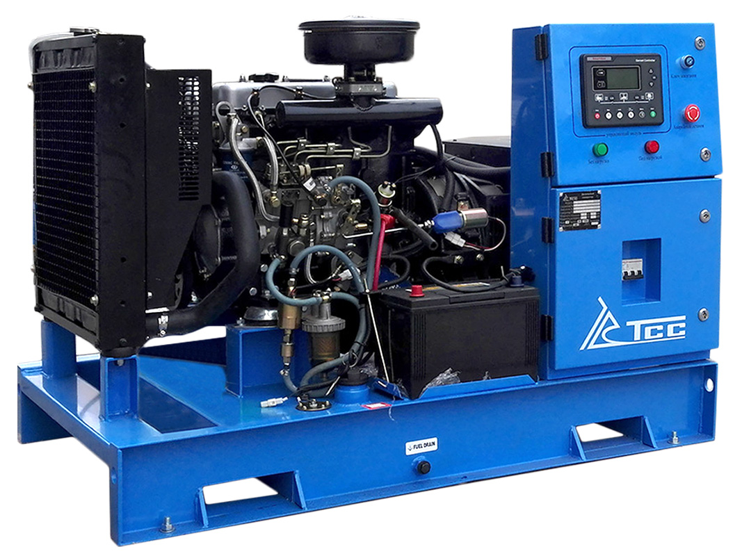 дизельная электростанция tss ад-12с-т400-1рм5