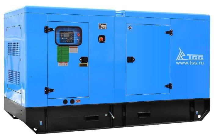 дизельная электростанция tss ад-150с-т400-1ркм5  е