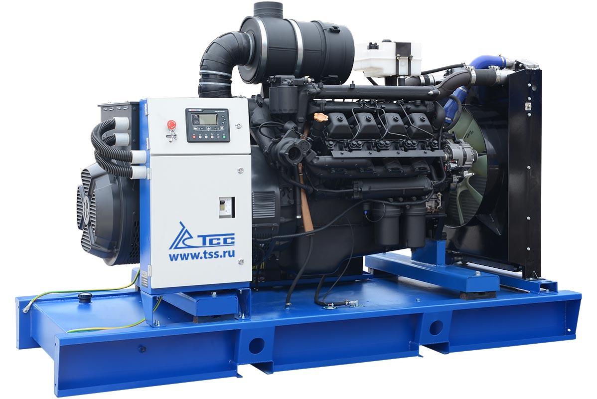 дизельная электростанция tss ад-160с-т400-2рм4
