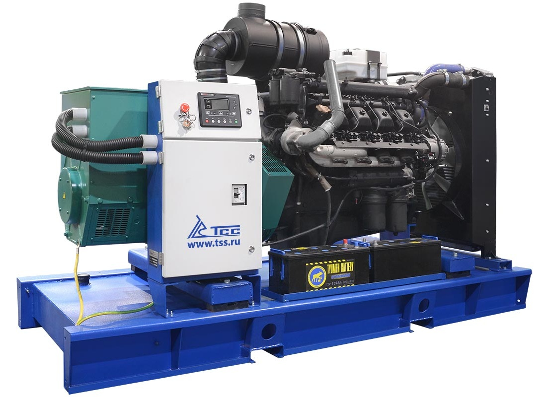 дизельная электростанция tss ад-200с-т400-2рм4