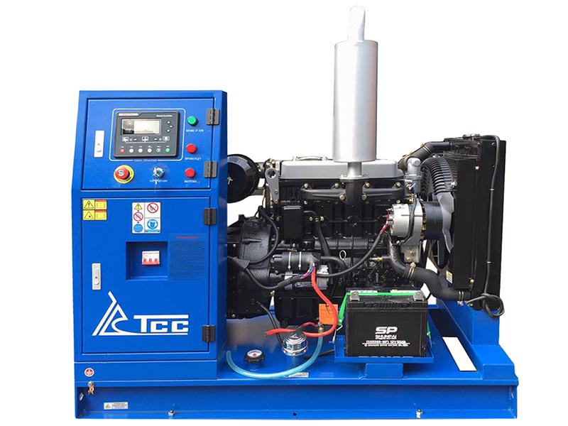дизельная электростанция tss ад-20с-т400-1рм5
