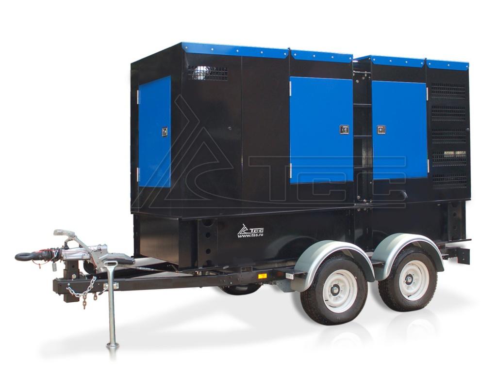 дизельная электростанция tss ад-250с-т400-1ркм5