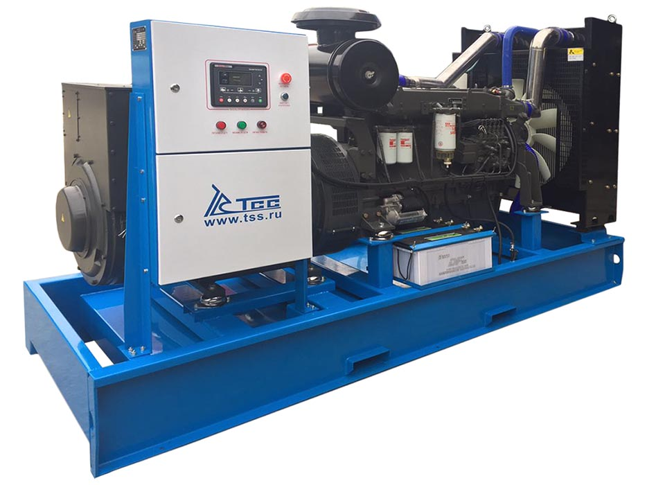 дизельная электростанция тсс ад-250с-т400-1рм11