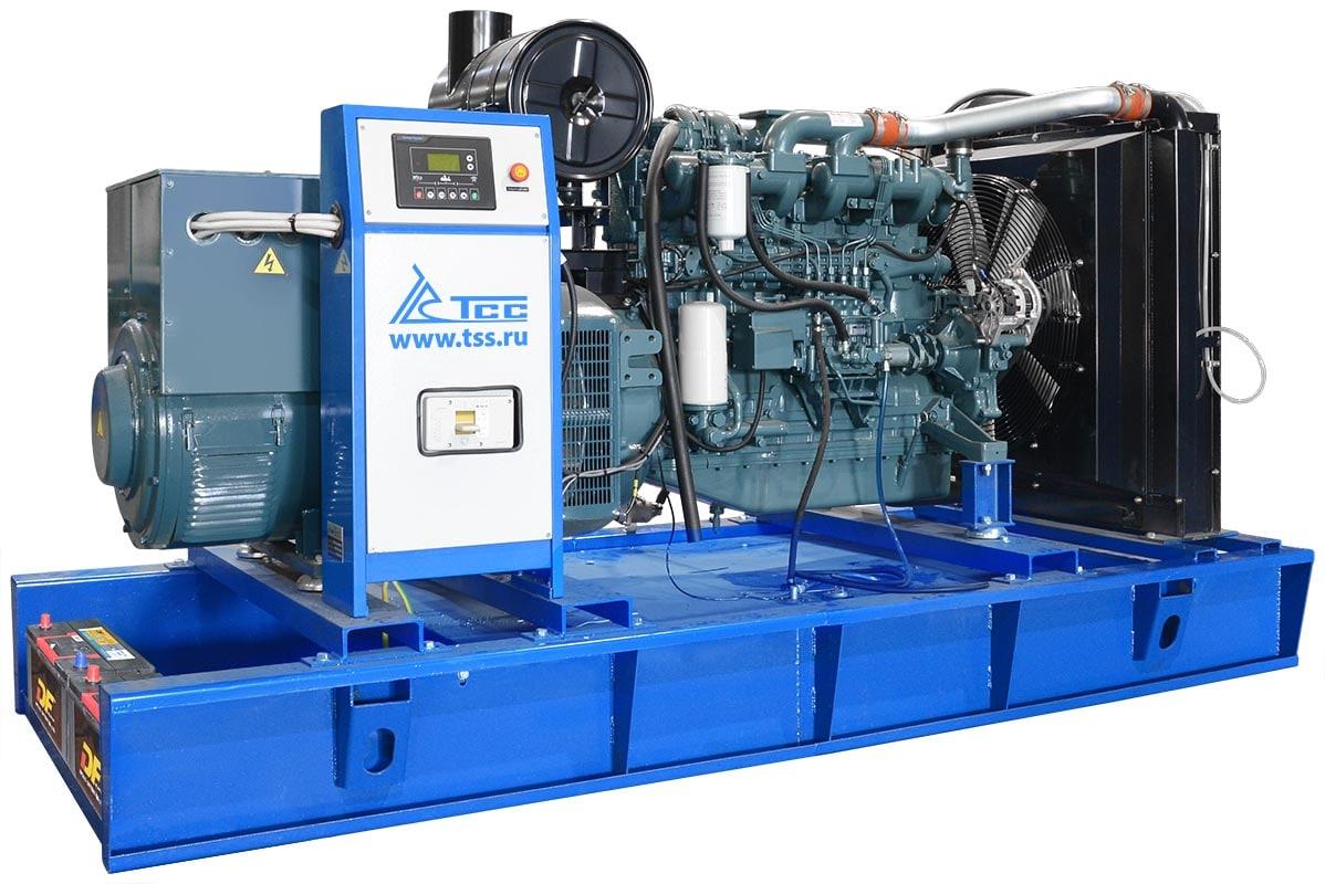 дизельная электростанция tss ад-250с-т400-1рм17