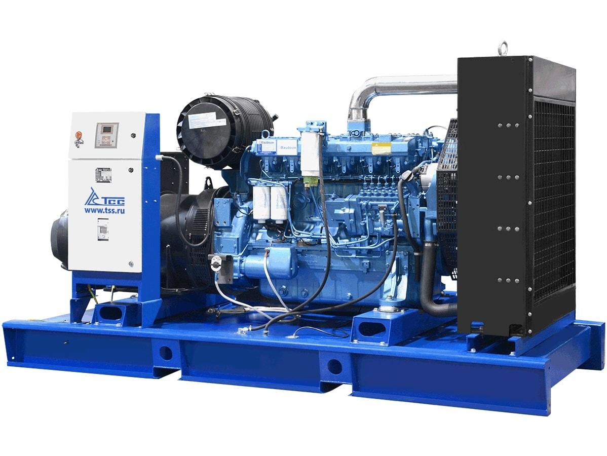 дизельная электростанция тсс ад-250с-т400-1рм9