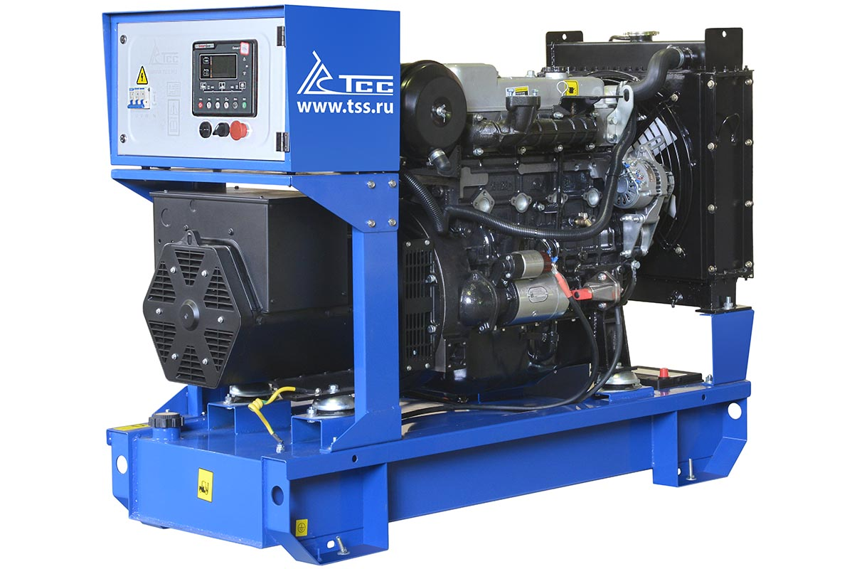 дизельная электростанция tss ад-25с-т400-2рм7