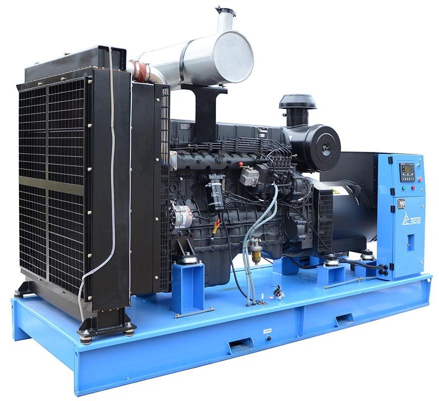 дизельная электростанция tss ад-260с-т400-2рм5