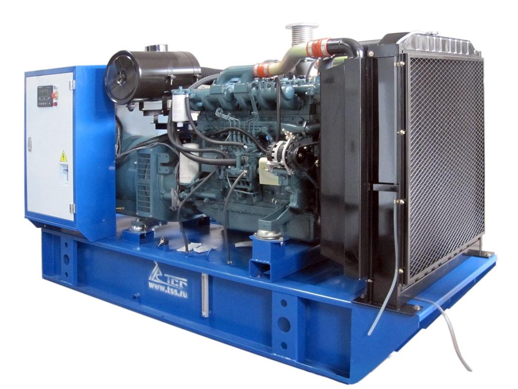 дизельная электростанция tss ад-300с-т400-2рм17