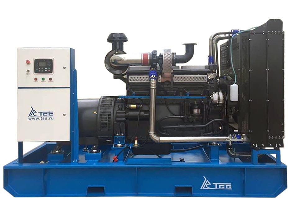 дизельная электростанция tss ад-320с-т400-1рм12