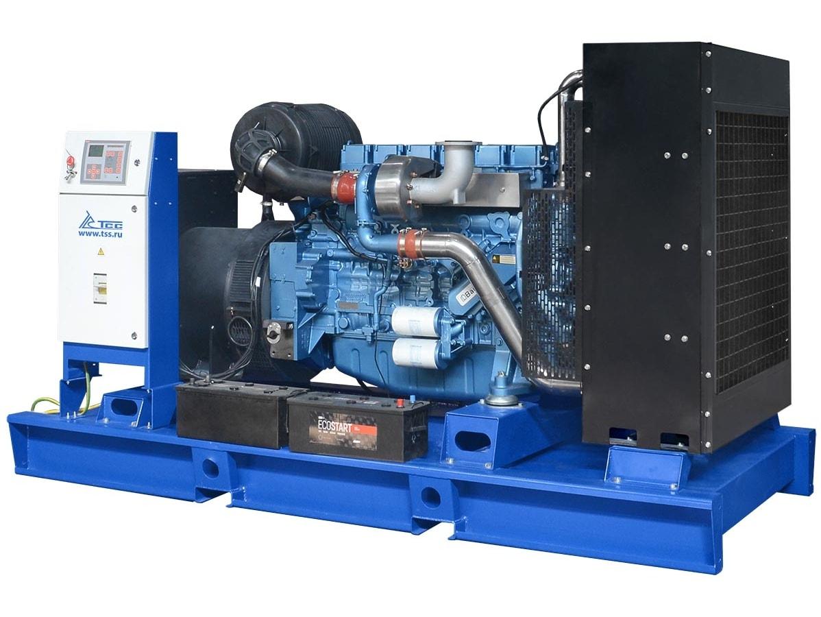 дизельная электростанция tss ад-320с-т400-1рм9