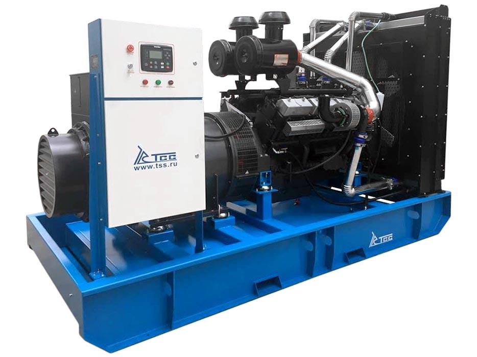 дизельная электростанция tss ад-400с-т400-1рм12