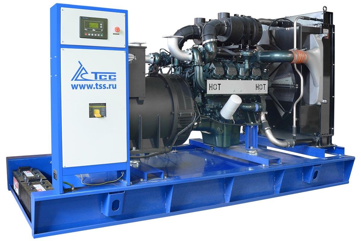 дизельная электростанция tss ад-400с-т400-1рм17